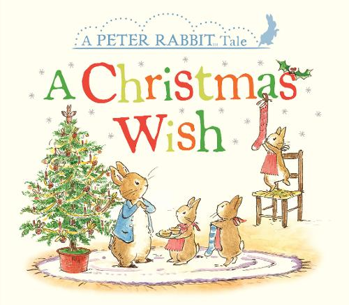 Peter Rabbit Christmas Wish