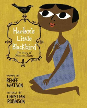 Harlem'sLittleBlackbird