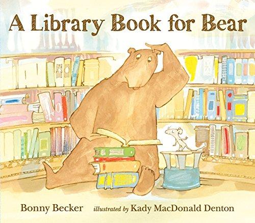 LibraryBookForBear