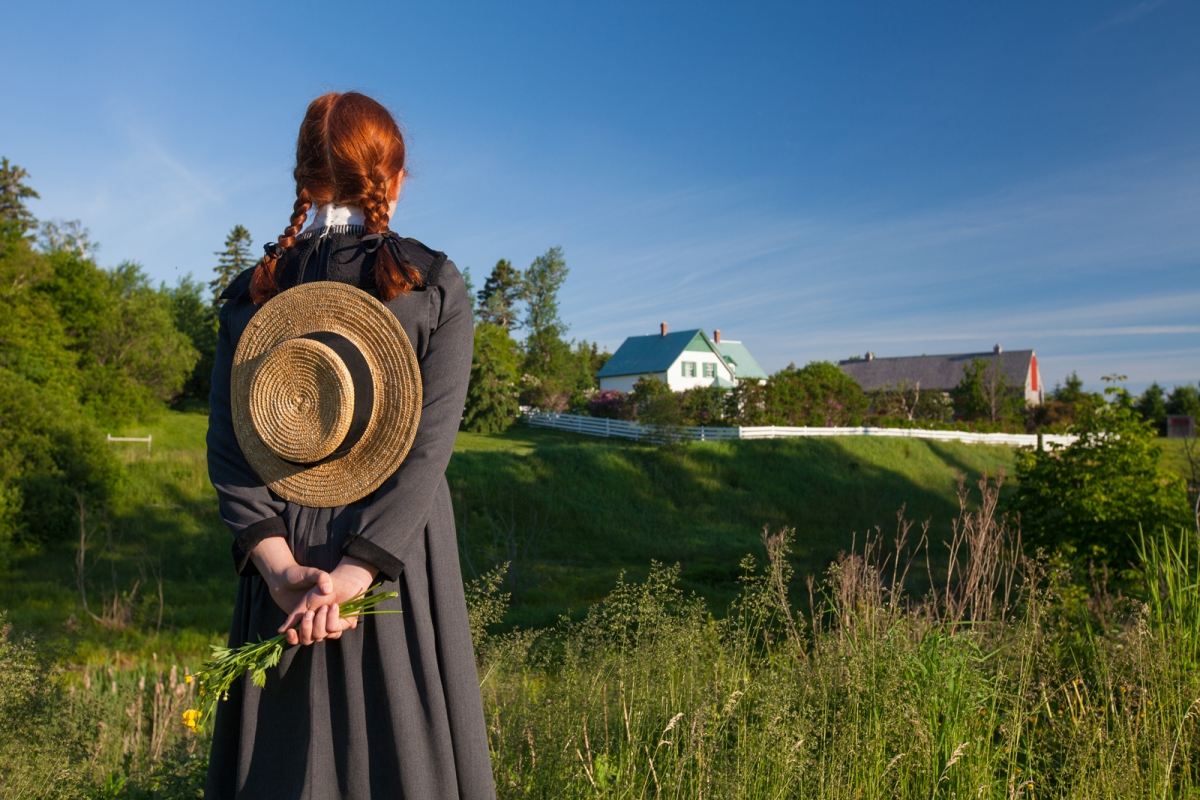 Anne of Green Gables, Green Gables, heritage, Prince Edward Island, explore